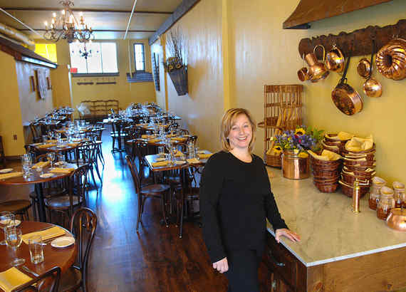 Table talk rustic french byob is new in ardmore philly for A la maison restaurant ardmore pa
