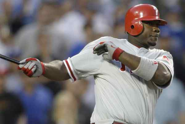 Ryan Howard is the only Phillie eligible for arbitration who remains unsigned. The first baseman is seeking $18 million.