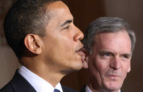 President Obama announces Sen. Judd Gregg (R., N.H.) as his nominee for commerce secretary. Part of the deal: Gregg's replacement will not be a Democrat. More grist for those who don't see the point in placating the GOP.