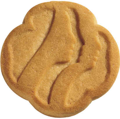 Girl Scout Shortbread.