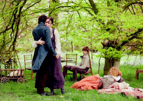 Romantic romance: Ben Whishaw stars as John Keats and Abbie Cornish as Fanny Brawne in Jane Campion´s film, which satisfies both heart and mind.