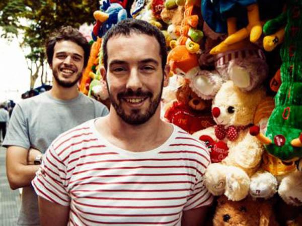 Brazilian DJ-duo Selvagem will play Medusa Lounge in Philadelphia.