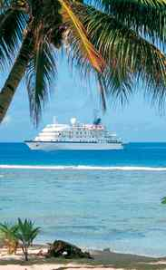 Cruise West´s Spirit of Oceanus will start from Singapore on March 6.