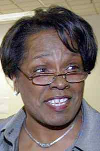 Joyce W. Eubanks lost her judicial race in November.