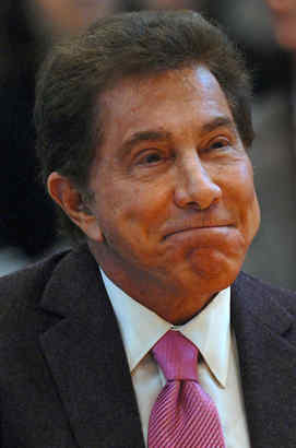 Steve Wynn had been in talks over Foxwoods since October.