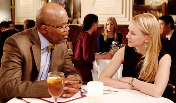 Naomi Watts and Samuel L. Jackson play a legal eagle and her boss, one of the men on whom she preys.