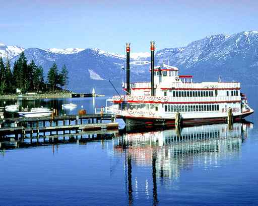 Zephyr Cove Resort on Lake Tahoe is discounting cruises and cabins.