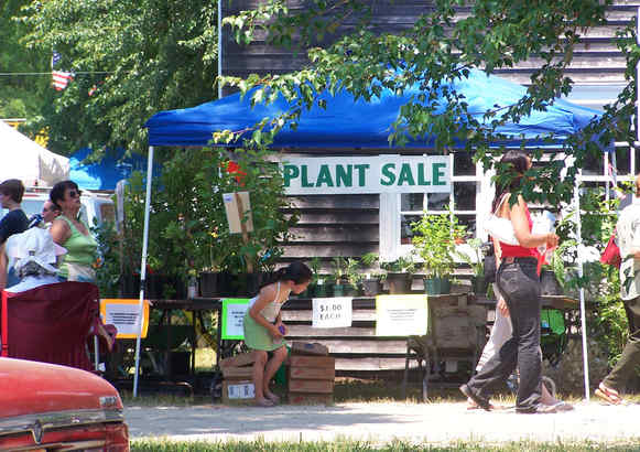 Historic Whitesbog Village in Browns Mills hosts the festival.