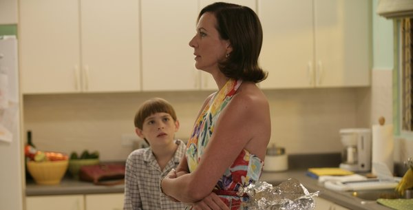 "Allison Janney and Dylan Riley Snyder star in ""Life During Wartime,"" a quasi-sequel to director Todd Solondz´s 1998 film ""Happiness."""