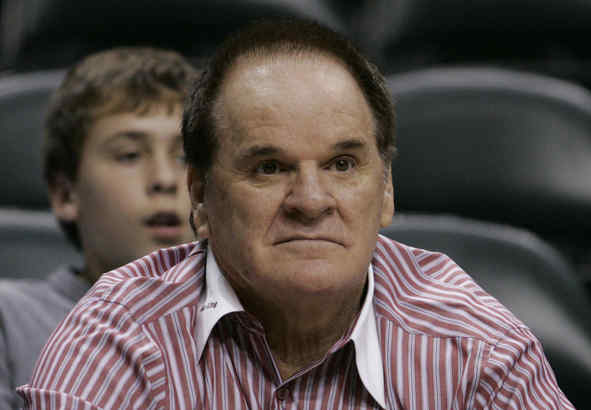 Pete Rose says he´d be voted into Hall of Fame if ban is lifted.
