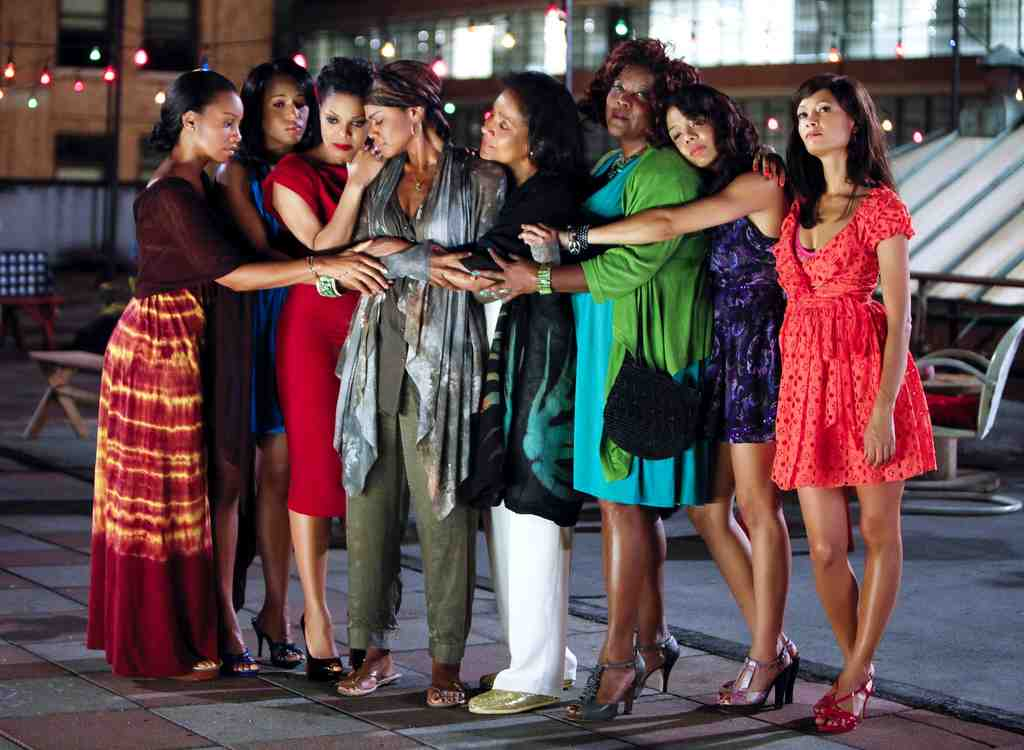 """""""For Colored Girls"""" is based on Ntozake Shange´s 1975 play """"For Col- ored Girls Who Have Considered Suicide When the Rainbow Is Enuf."""""""