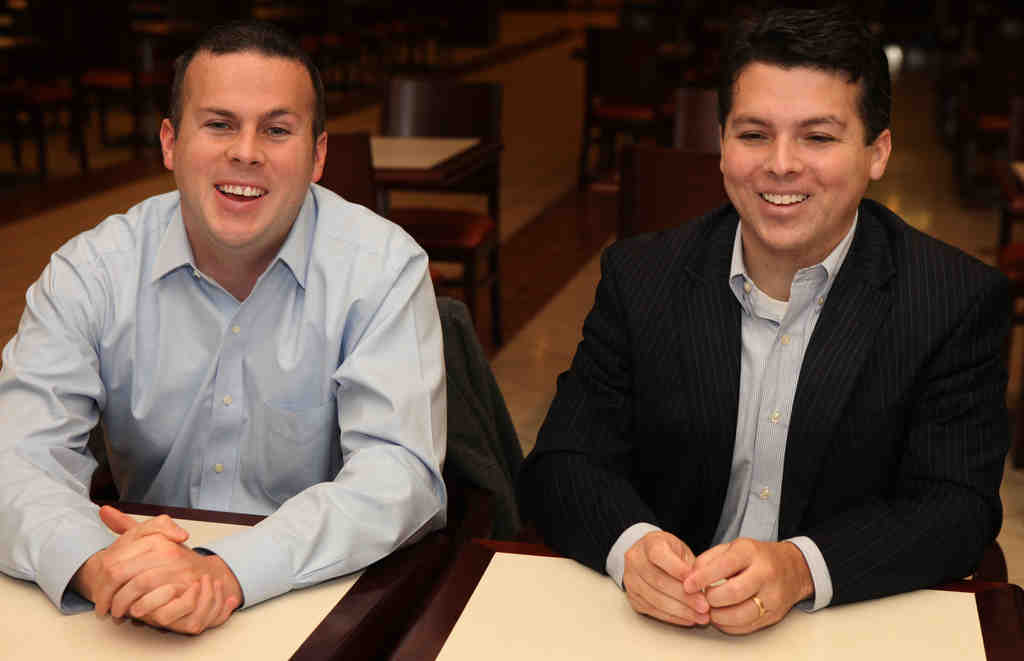 Philadelphia´s Kevin and Brendan Boyle (right) will make history asthe first siblings to serve simultaneously in the Pennsylvania House.