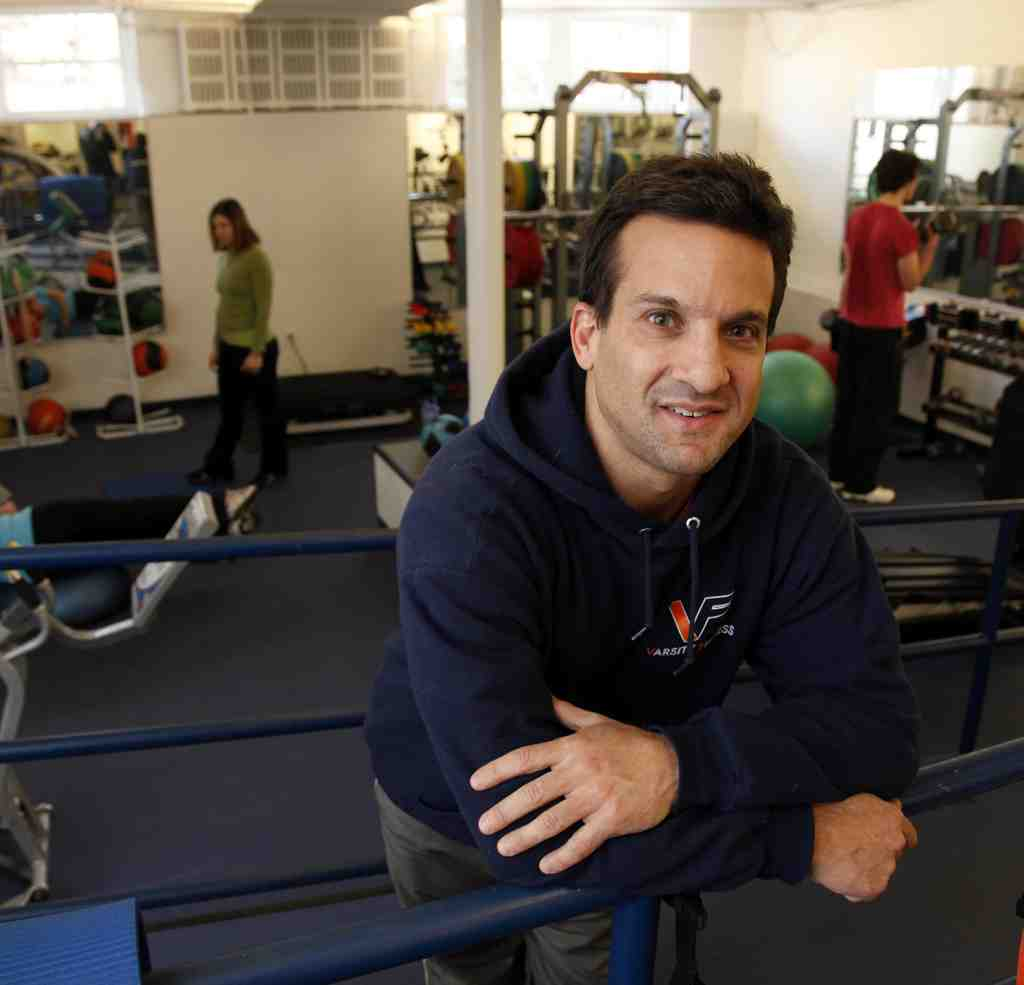 Larry Kaplan of Varsity Fitness specializes in getting youngsters to embrace fitness and improving the performance of athletes. He has ideas about how to improve the chances of sticking with a commitment to fitness.