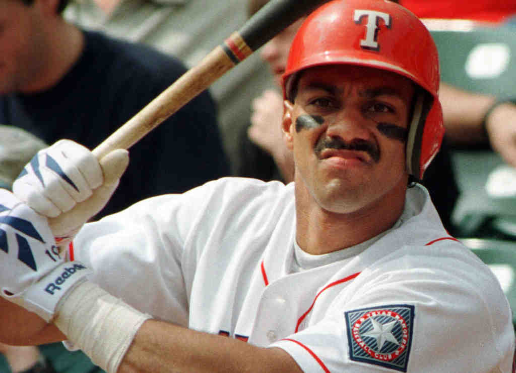 Juan Gonzalez deserves to become only the second Latino outfielder in the Hall of Fame.