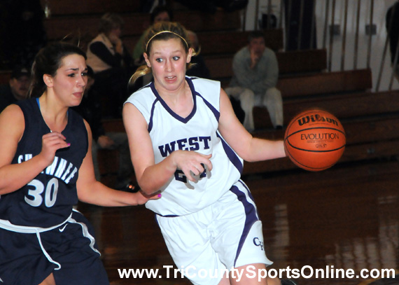 Girls Basketball: Cherry Hill West Lions vs. Shawnee Renegades