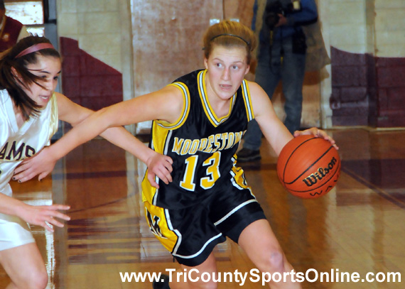 Girls Basketball: Gloucester Catholic Rams vs. Moorestown Quakers