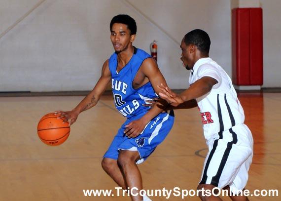 Boys Basketball: Life Center Academy Warriors vs. Burlington City Blue Devils