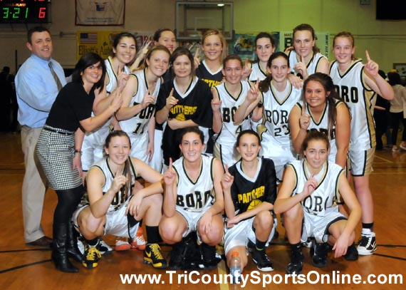 South Jersey Group III Girls Basketball Final: Point Pleasant Boro Panthers vs. Deptford Spartans