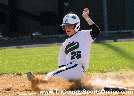 Colonial Conference Baseball: West Deptford Eagles vs. Haddonfield Bulldawgs