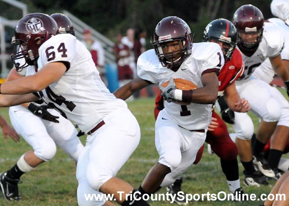 Cinnaminson Pirates vs. Holy Cross Lancers