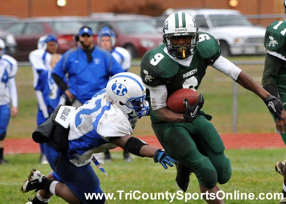 West Jersey League Football: Pemberton Hornets vs. Hightstown Rams