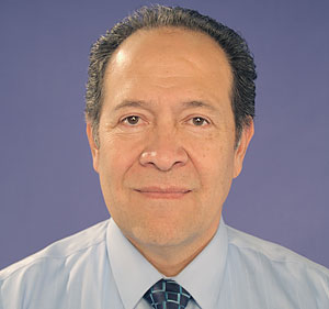 Julio César Largo has worked at Philadelphia´s Univision affiliate for almost a decade. (Photo courtesy Univision)