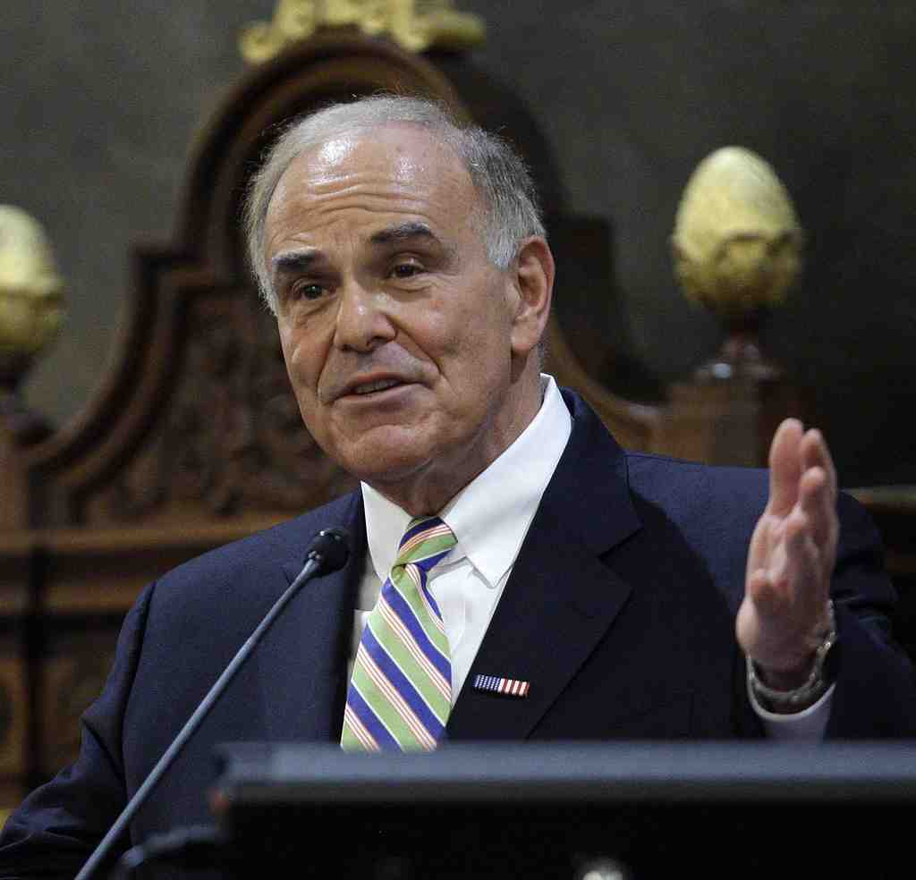 Ed Rendell: Position unclear