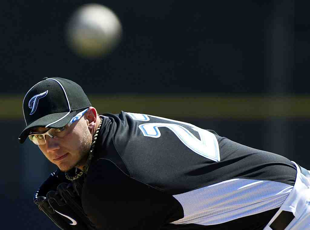Brett Cecil: Jays pitchers were in awe of Roy Halladay.