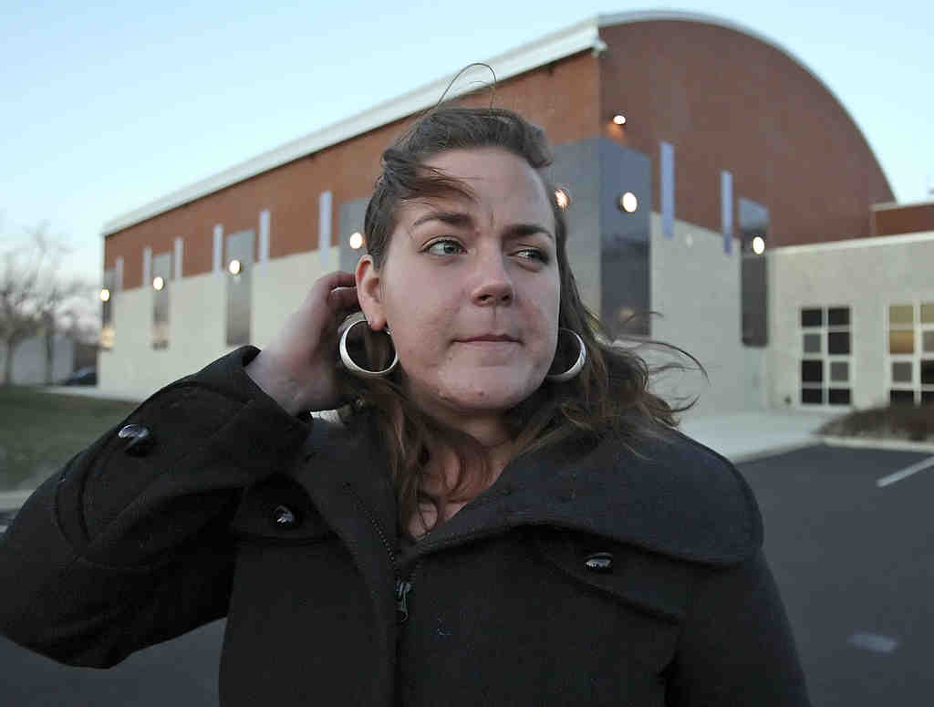Hope Moffett: Soon-to-be ex-teacher . . . future columnist?
