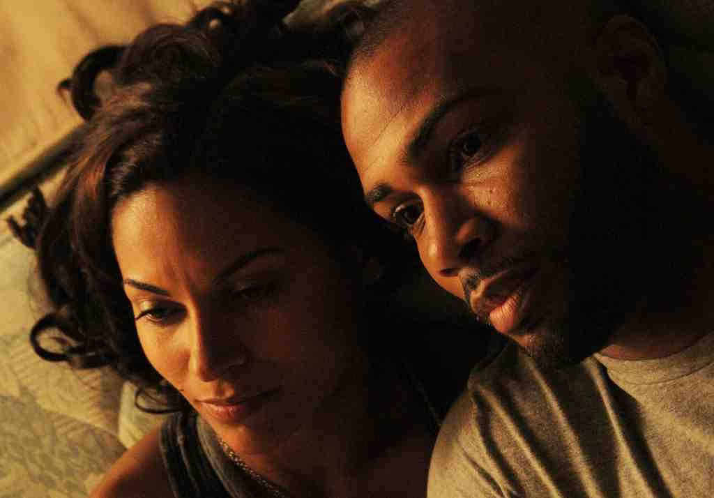 Salli Richardson-Whitfield and Omari Hardwick: A bereavement complicated and clarified.