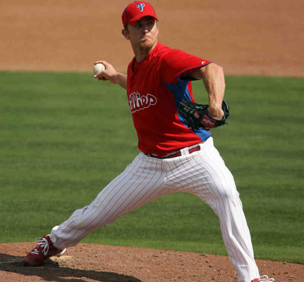 Charlie Manuel, on Brad Lidge: ´He´ll be OK. Of course, I said the same thing about Utley.´