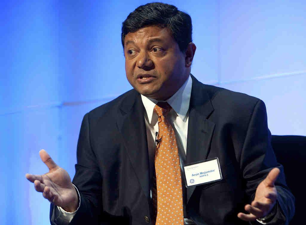 "Arun Majumdar , a U.S. energy undersecretary, calls solar power ""the moon shot of our generation."""