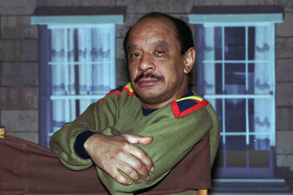 Philly´s own Sherman Hemsley has a new, possibly musical show.