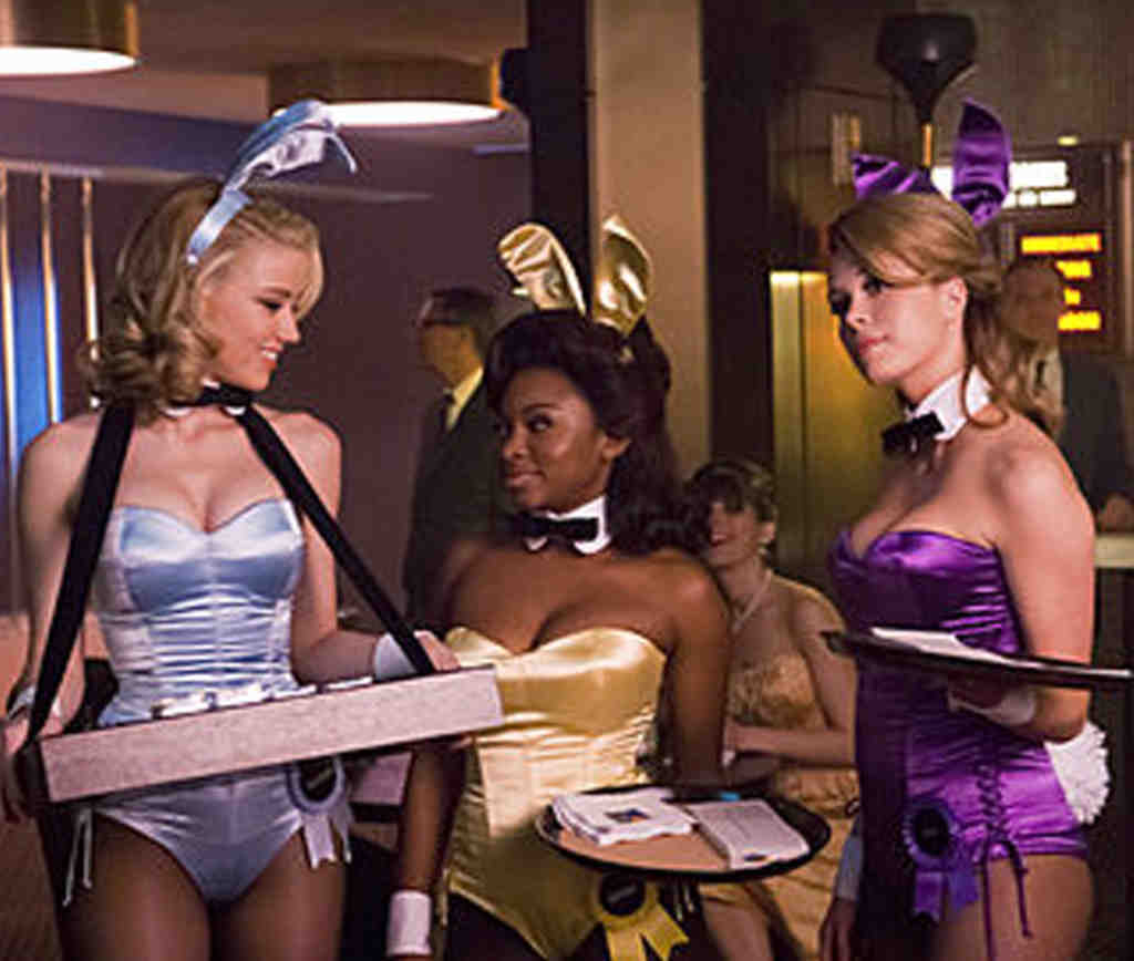 """Among three new dramas to debut in the fall is """"The Playboy Club,"""" set in early-´60s Chicago, where the bunnies will hop to it amid politics and mob business."""