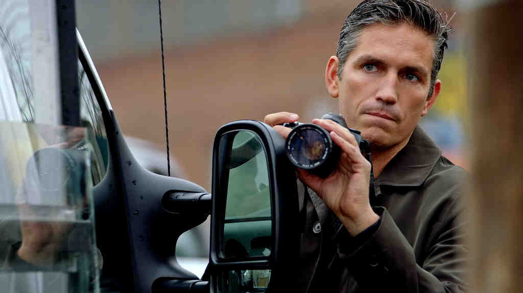 """Jim Caviezel stars in """"Person of Interest,"""" teaming up with a mysterious billionaire (Michael Emerson, of """"Lost"""") to prevent violent crimes. CBS is excited about the show, saying it tested extremely high with audiences."""