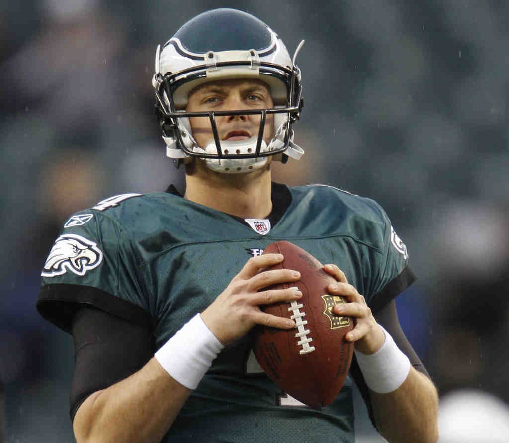 Extended NFL lockout is hurting Kevin Kolb´s chance to be a starter.