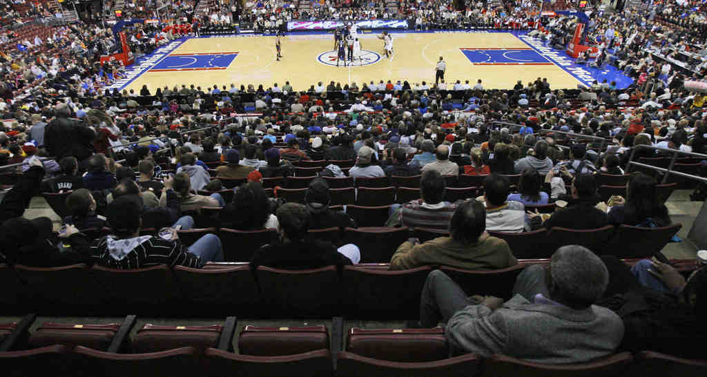 The Sixers have the most fickle fan base of the local teams, and it´s always been that way.