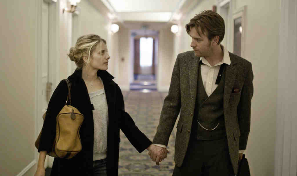 Mélanie Laurent and Ewan McGregor play a couple who have a love affair after meeting at a costume party where he dressed as Freud.