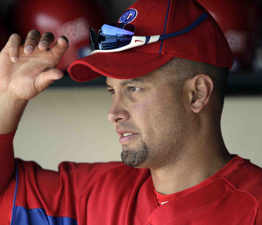 Shane Victorino is too valuable to risk in the All-Star Game.