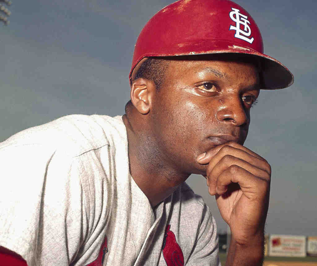 The Cardinals traded Curt Flood to the Phillies in 1969 but he refused to report to his new team.