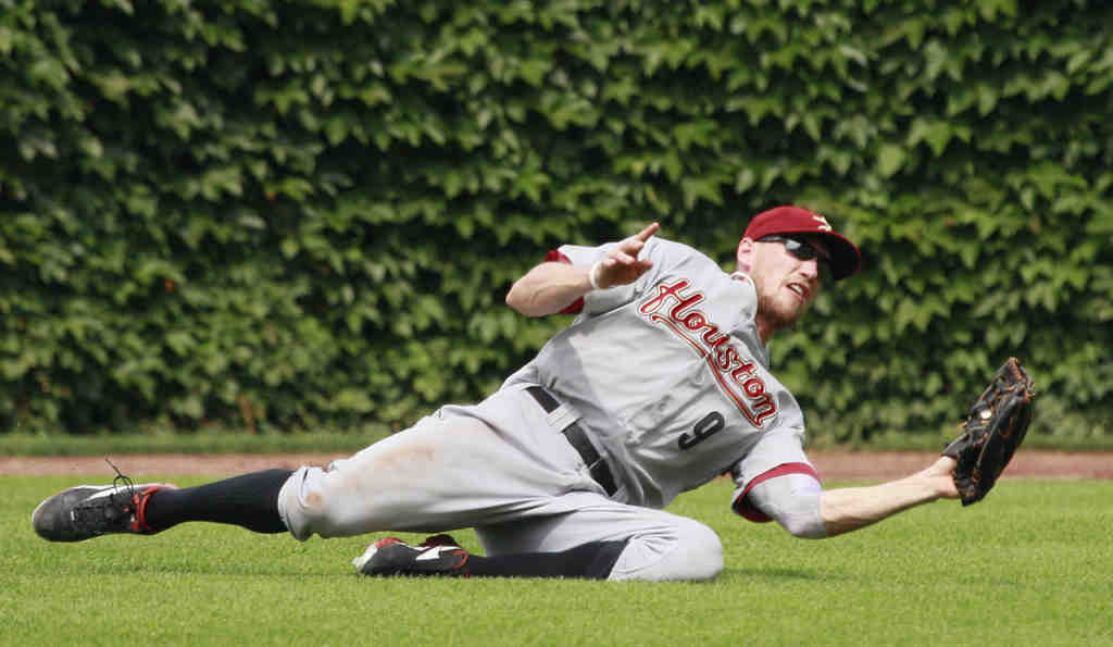 Hunter Pence fits Phils´ needs and wouldn´t be a 2-month rental like the Mets´ Carlos Beltran would be. ASSOCIATED PRESS