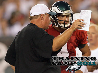 Whether he´s traded or not, Kevin Kolb won´t be at Lehigh. (Yong Kim/Staff file photo)