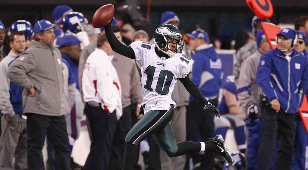 Will DeSean Jackson try to score a richer deal from the Eagles? RON CORTES / STAFF PHOTOGRAPHER