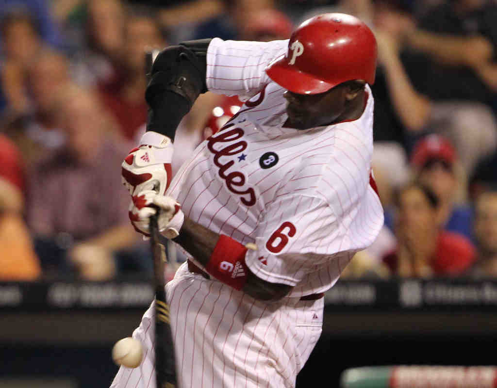 Ryan Howard´s numbers are truly Ruthian. So why all the naysaying about him?