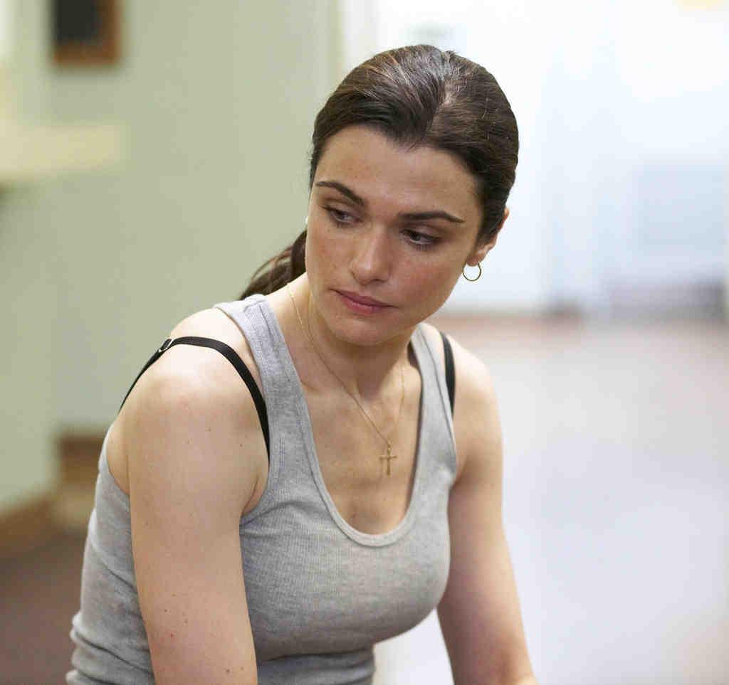 Rachel Weisz is strong as Kathryn Bolkovac, a peacekeeper who probes sex trafficking in Bosnia.