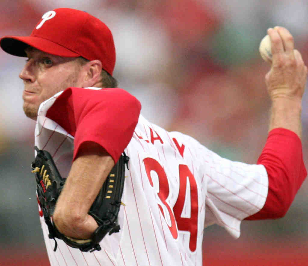 Roy Halladay has a good chance to repeat as NL Cy Young Award winner.