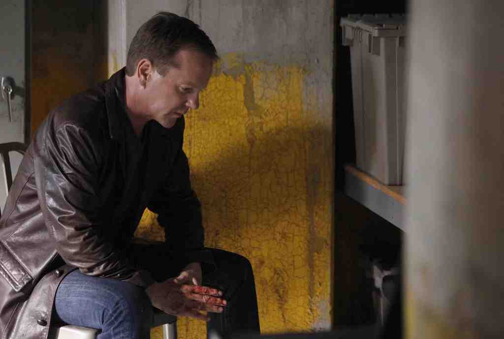 Kiefer Sutherland as Jack Bauer , who broke all the rules to get key information quickly.