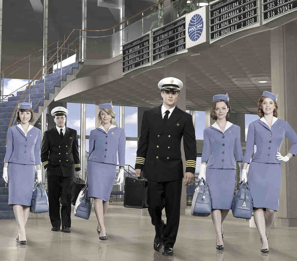 "ABC´s ""Pan Am"" looks at the ""Fly Me"" days of the 1960s, when air travel was elegant and a stewardess could have some fun."