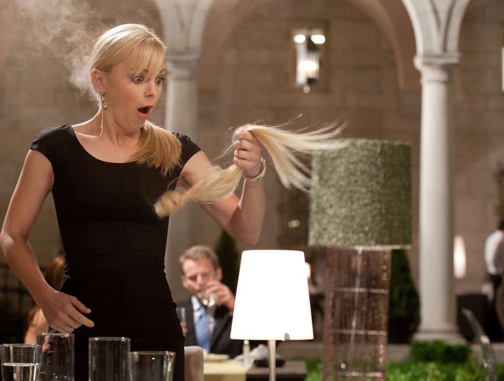 """Anna Faris makes """"What´s Your Number?"""" endurable. Willing to do anything for a laugh, she plays Ally, who seeks a mate but dares not put a 20th notch on her bedpost."""