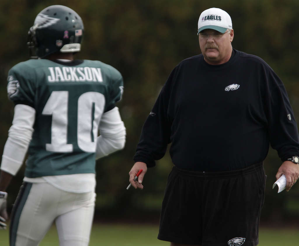 In the last 12 seasons, Andy Reid´s Eagles have won the game after the bye week. They go for No. 13 Sunday against Dallas.